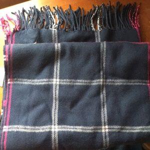 NWT jcrew blanket scarf